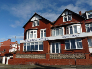 Moorings Hotel Blackpool
